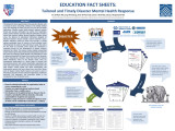 Education Fact Sheets: Tailored and Timely Disaster Mental Health Response